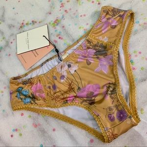 spell & the gypsy collective • floral bloomers m
